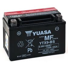 batteria YUASA YTX9-BS SUZUKI VS GL INTRUDER 600