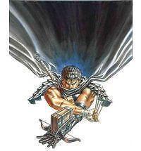 Berserk Volume 1 The Black Swordsman 01 Edition Paperback Book by Kentaro Miura