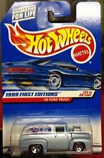 HOT WHEELS 1999 FIRST EDITIONS '56 FORD TRUCK  Genuine Ford Parts  # 22