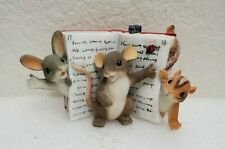 Charming Tails A Story Of Friends Mouse Chipmunk Gift Love Handcrafted