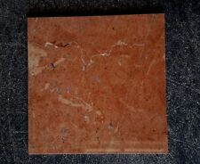 """Rojo Alicante 18"""" x 18"""" x 3/8"""" Polished Classic Marble Tile 360 Sq/Ft $8.95"""