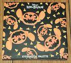 Disney Lilo & Stitch Pumpkin Halloween Eyeshadow Palette 12 Shades w Mirror New