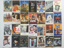 Lot  90  Cartes Postales   AFFICHES  de  FILMS  Postcards