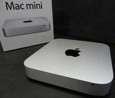 Apple Mac Mini MD387D/A - Core i5 2.5 GHz, 8 GB RAM, 250GB SSD 850Evo & 2TB HDD