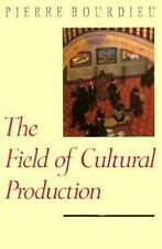 Field of Cultural Production: By Pierre Bourdieu