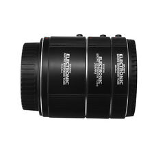 Electronic AF Auto Focus Macro Extension Tube 3 Rings Set for Canon EOS EF-S AU