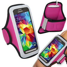 For Galaxy Sol 2 S8 S7 J3 J5 J7 Armband Jogging Workout Gym Exercise Sports Case