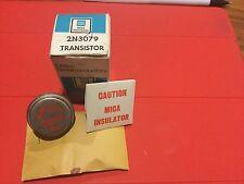 Mooney Transistor 2N3079 glare shield dimming Delco Semiconductors