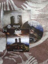 AMAZERAK-non lucidim tristitia-CD-black metal