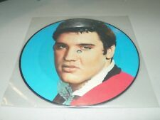 ELVIS PRESLEY 45 RPM Picture Disc EP Record BABY I DON'T CARE +2  Unplayed Mint!