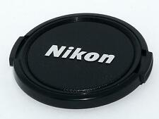 Nikon  58mm  Clip on Front  camera  Lens cap  ,   made in Thailand , used