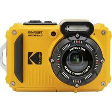 KODAK PIXPRO WPZ2 Waterproof Rugged Digital Camera, Yellow #WPZ2-YL