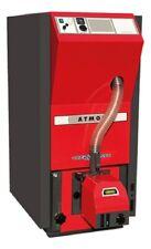 1A Atmos Pelletkessel PX 25 + Vorratsbehälter + Pelletschnecke. Heizung Kessel
