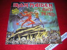 Iron Maiden - Run to the Hills, 1CK 052-07604Z, Vinyl EP 1982, 1. German Press.