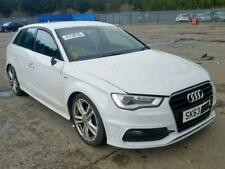 2013 AUDI A3 8V S LINE WHITE 5 DOOR 1.4 PETROL AUTO LIGHT BULB BREAKING
