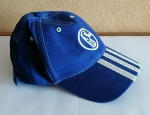 FC Schalke 04 Cap / Cappy - Adidas - Kindergröße - Verstellbar