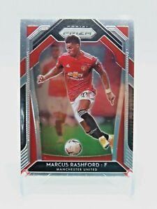 2020-21 Panini Prizm Premier League Marcus Rashford Man United Base Card #14 M2