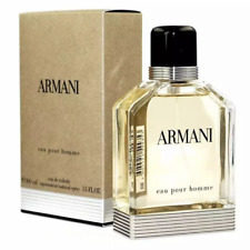 Armani Eau pour Homme EdT 100 ml Eau de Toilette NEU