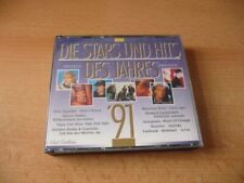 Doppel CD Stars & Hits 91: Scorpions Roxette Kate Yanai Enigma Time to time OMD