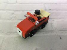Thomas the Train & Friends Winston Sir Topham Hat Car Wooden Railway Mattel 2012