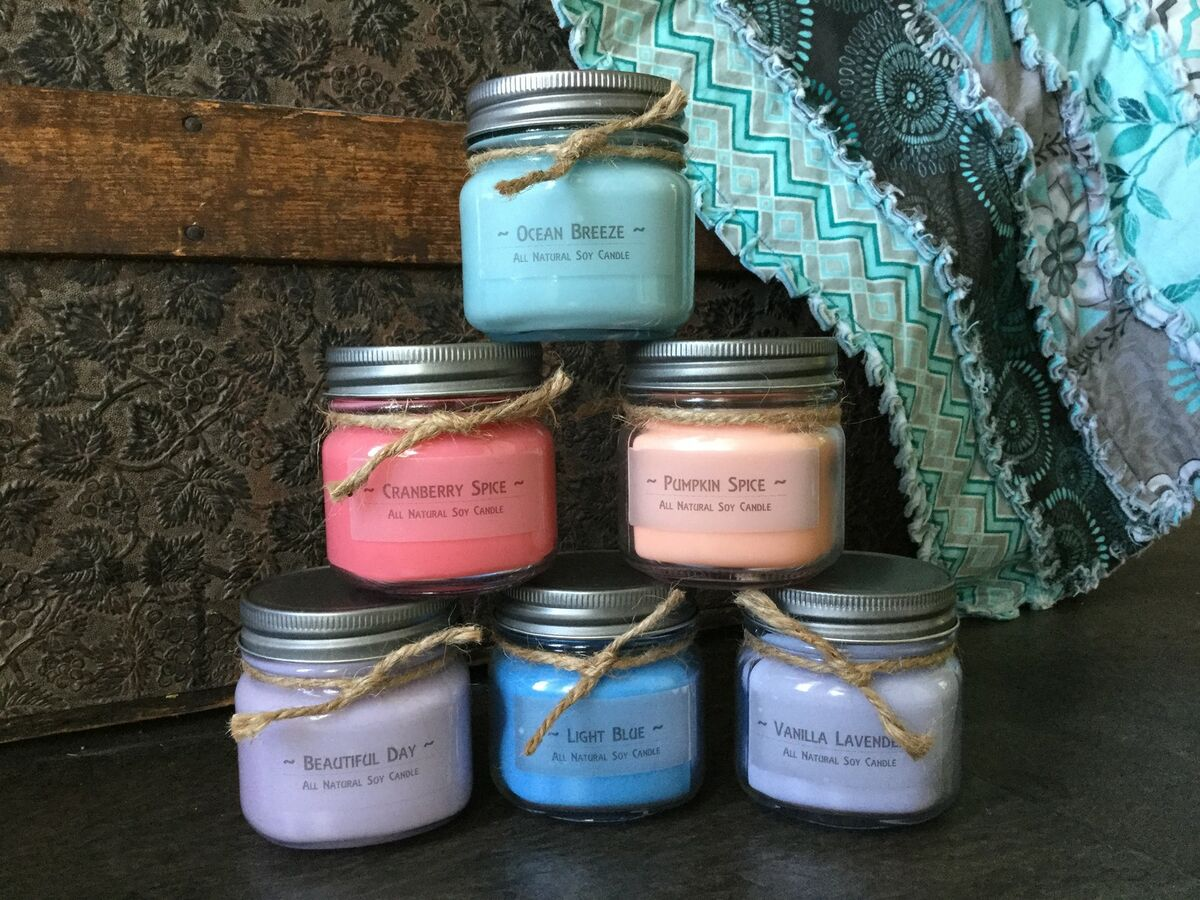 Soy In Love Candles
