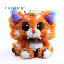 League of Legends The Missing Link Gnar Plush Toy Soft Stuffed Dolls Kids Gift