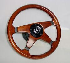 360mm Victor Holzlenkrad Mercedes Benz W107 W123 W124 W126 W129 W140 W201 G