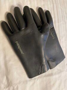 Patagonia Waterproof Neoprene Fishing Gloves Warm Unisex Medium EXCELLENT