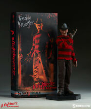 SIDESHOW COLLECTIBLES NIGHTMARE ON ELM STREET FREDDY KRUEGER 1:6 SCALE FIGURE