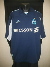 maillot OM MARSEILLE  1999-2000 AWAY EXTE shirt maglia jersey camiseta