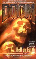 Doom: Hell on Earth 2 by Brad Linaweaver and Dafydd ab Hugh (1995, Paperback)