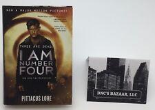 Lorien Legacies: I Am Number Four 1 (2011, Hardcover, Movie Tie-In)