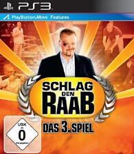 PlayStation 3 Sony Schlag den Raab Das 3 Spiel Deutsch GuterZust.