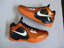Nike Air Zoom KD KD3 3 III size 11 Kevin Durant EYBL Black Orange PE 2009  RARE