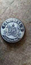 Campbell's christmas Kroonkurk capsule kronkorken chapa tappo beer cap bottle