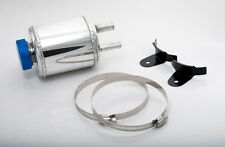 Universal Lightweight Polished Alloy Power Steering Reservoir Pump Tank Kit