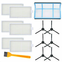 Filtre Brosse Kit pour Ilife V3/V3S V5/V5s Pro Aspirateur Pièce de Rechange