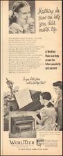 1953 Vintage ad for Wurlitzer Piano`retro fashion photo Music     (021718)