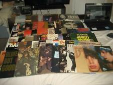 HUGE Lot of 55 Vintage Albums LPS Bruce Springsteen, Rod Stewart, Rolling Stones