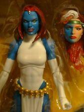 MARVEL LEGENDS MYSTIQUE MIP - Hasbro Walgreens Exclusive ! X-Men Rogue wolverine
