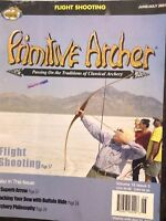 Primitive Archer Magazine Flight Shooting June/July 2007 110817nonrh3