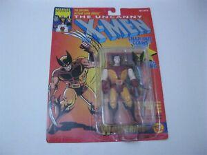 Marvel The Uncanny X-Men Wolverine Action Figure Toy Biz 1993