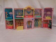 Winx Club Faries Original 2004 Mattel Alfea College School with Dolls