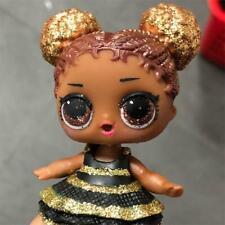 LOL Surprise Doll L.O.L. SERIES QUEEN BEE HTF GLITTER Dress shoes IT