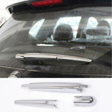 New Car Chrome Rear Window Wiper Cover For Nissan Rogue Qashqai X-Trail T32 J11