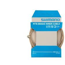 Shimano MTB tandem stainless steel inner brake wire,1.6 x 3500 mm, single