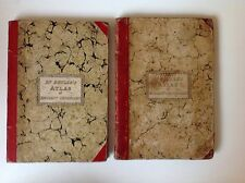 Dr Butler's Atlas Of Ancient & Modern Geography 1826, Rare 2 Volume Set Original