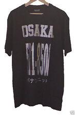 Large, Black OSAKA Designer Panasonic T-Shirt