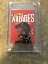 1994-95 Sports Star USA Michael Jordan Wheaties Chicago White Sox Baseball