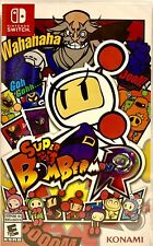 Super Bomberman Nintendo Switch Brand New Sealed